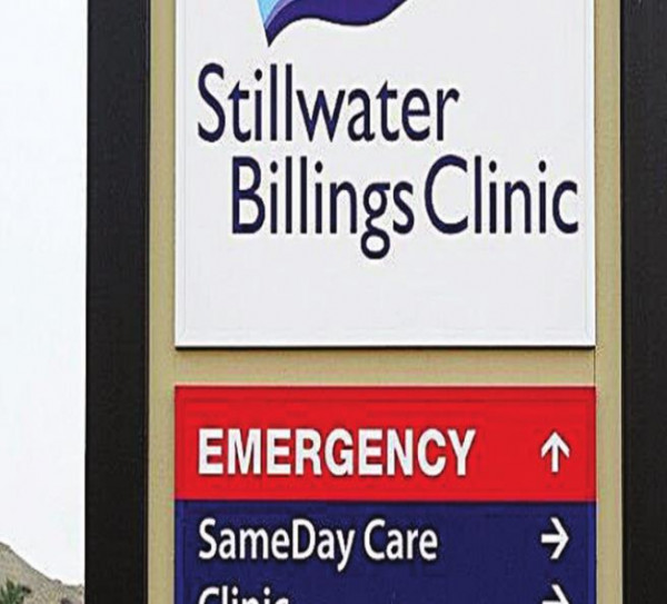 Stillwater Billings Clinic at capacity