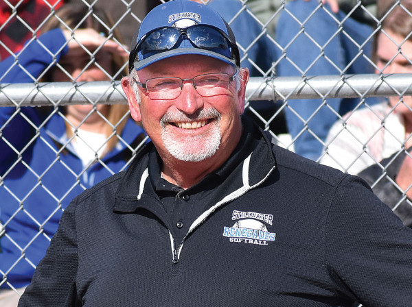 Smith closes out storied softball coaching career   Stillwater