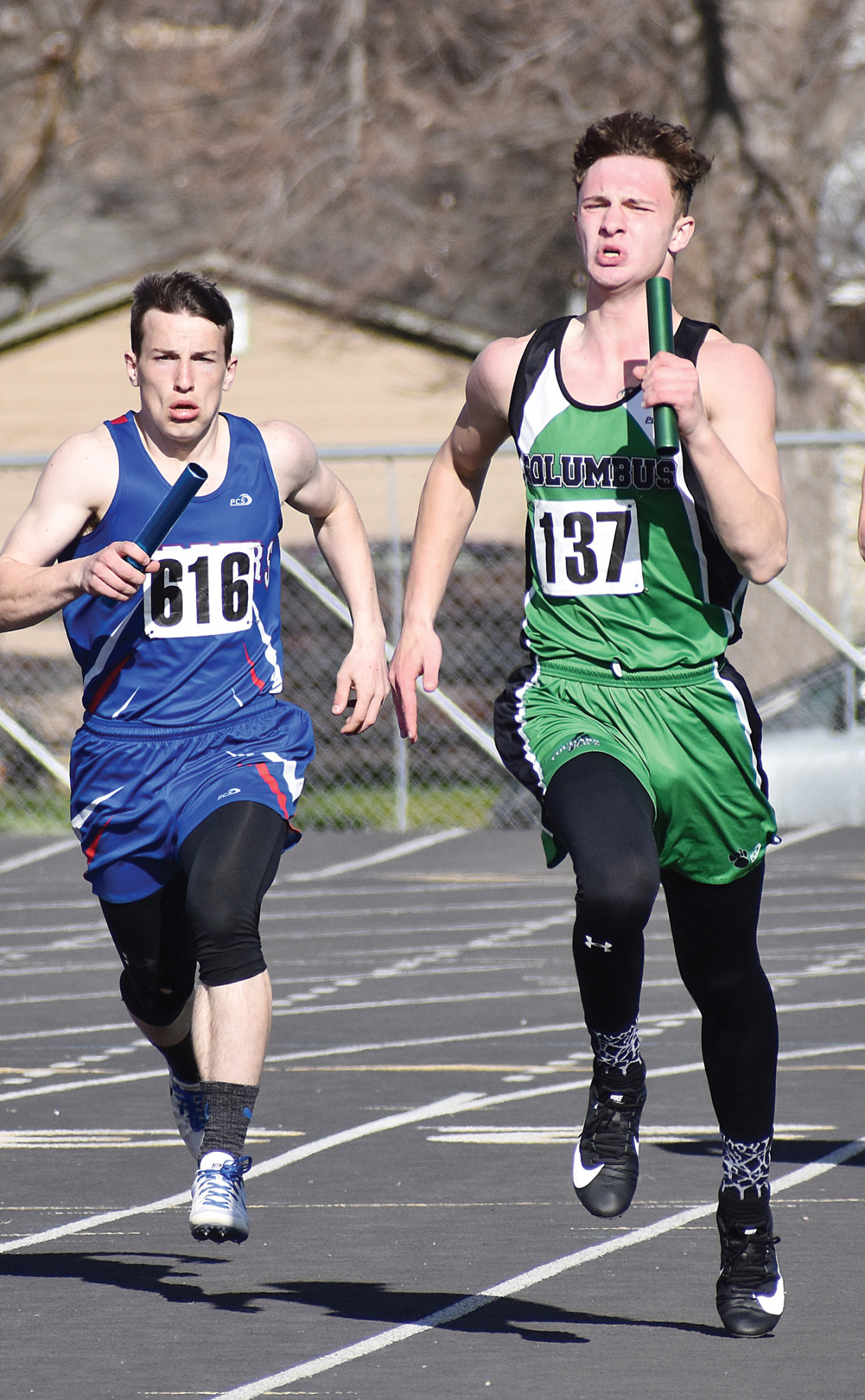Tommy Campbell | 1,600 Relay