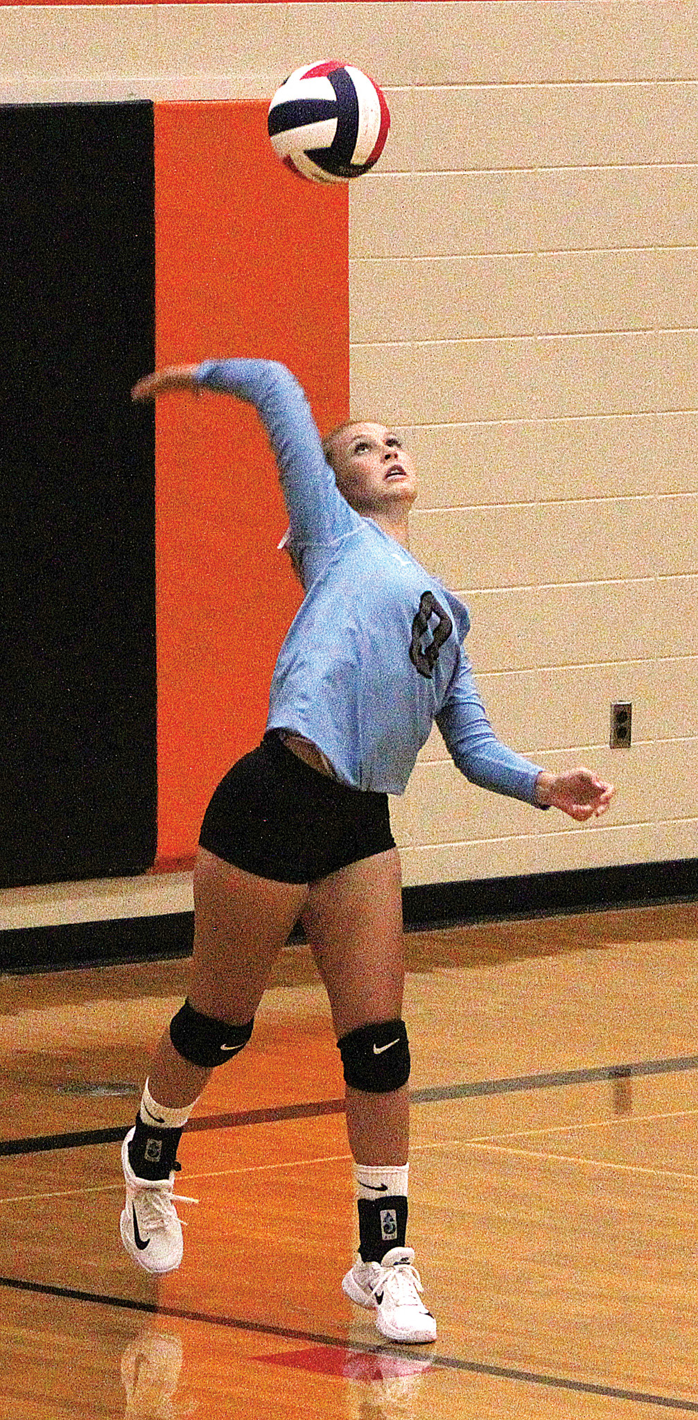 Panther Megan Flemmer | SCN photo by Mikaela Koski